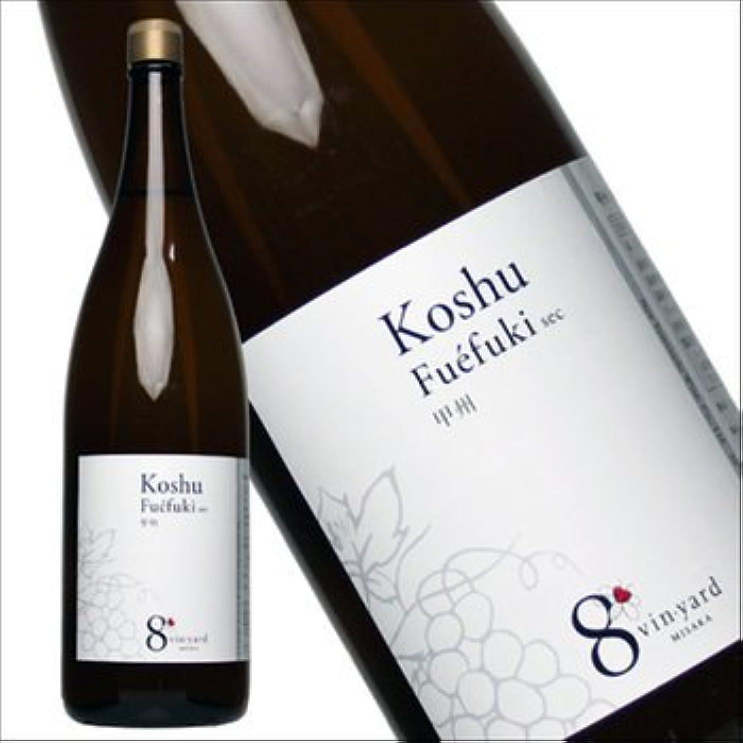 楽しい衝突旅甲州 辛口 1800ml / ニュー山梨ワイン醸造 一升瓶ワイン
