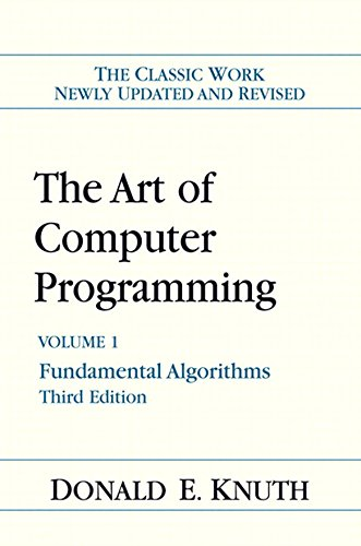 The Art of Computer Programming: Volume 1: Fundamental Algorithms (English Edition)