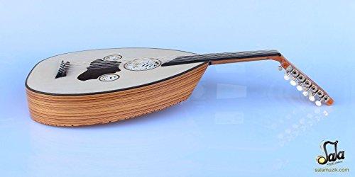 Türkische Professional Hälfte Schnitt E-Oud UD String Instrument aoh-370m