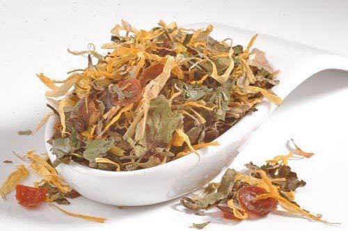 Gute Laune Tee, Kräutertee, frei von künstlichen Zusatzstoffen, 100g - Bremer Gewürzhandel