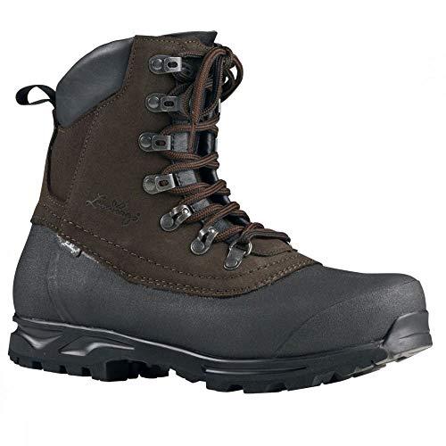 Lundhags Tjakke Mid-Cut Stiefel Brown/Black Schuhgröße EU 42 2021 Schuhe