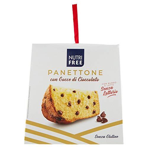 Nutrifree Panettone con Gocce di Cioccolato - 600 g