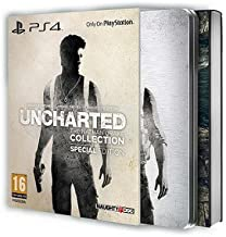 PS4 - Uncharted: The Nathan Drake Collection Special Edition - PAL EU