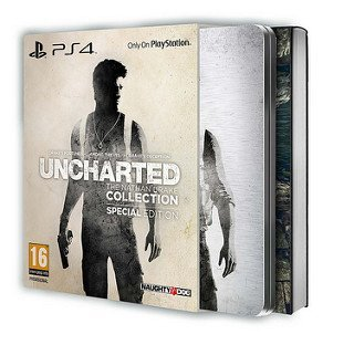 PS4 - Uncharted: The Nathan Drake Collection Special Edition - PAL ITA