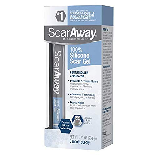 Kelo-Cote Advanced Formula Scar Gel, 20 grams -  SOS Brands Inc., 1