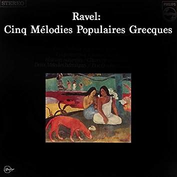 Ravel: Cinq Mélodies Populaires Grecques