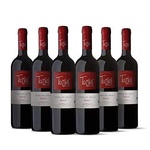 Tarsus Roble Pack 6 botellas D.O. Ribera del Duero Vino - 750 ml