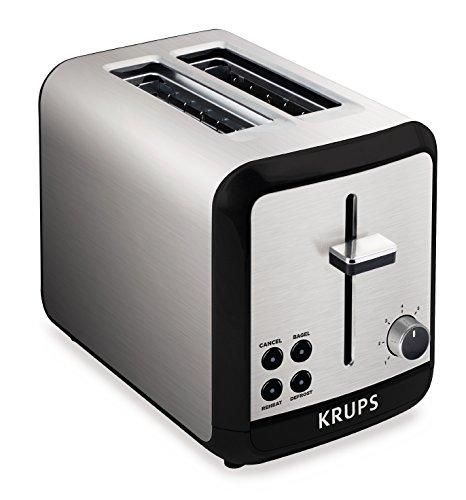 KRUPS KH3110 SAVOY Toaster, 1, Silver