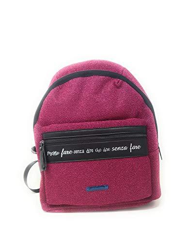 Le Pandorine Borsa donna Backpack Glitter FARE Fuxia AI19DCI02440-03 31 * 13 * 35 cm