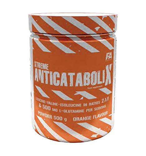 FITNESS AUTHORITY XTREME ANTICATABOLIX (500 GRS) - LIMONE