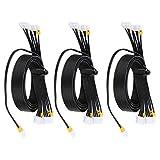 Accesorios para impresora 3D Interruptor de límite de reemplazo de cable de conexión con buen rendimiento de trabajo Cable de interruptor de límite para el hogar DIY