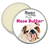 The Blissful Dog Bulldog Unscented Nose Butter, 2-Ounce