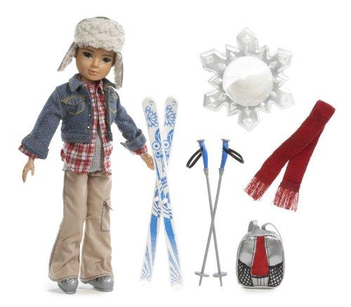 Moxie BOYZ Magic Snow Doll- Owen
