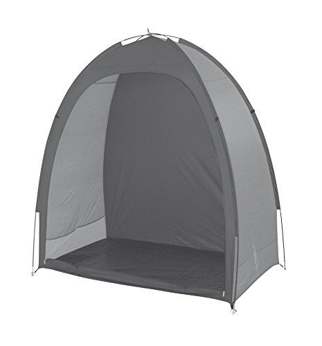 Bo Camp, 4471900, fietstent fiets garage bijzettent gereedschapstent opslagtent kleedtent camping paviljoen, grijs