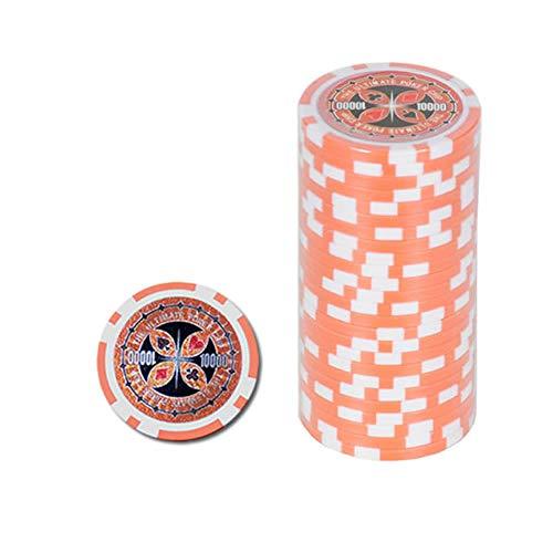 Ultimate Pokerchips 10000 Er Wert Poker Chip Roulette Casino Qualität