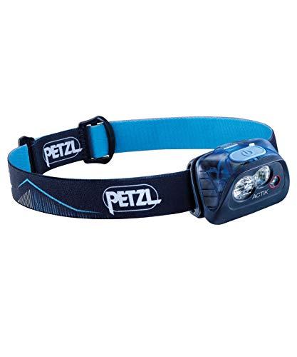 Petzl Bleue Lampe Frontale ACTIK, Taille...