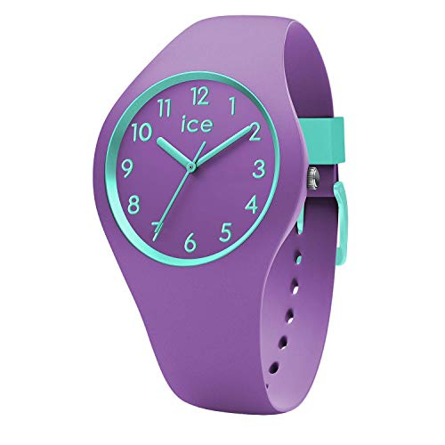 Ice-Watch - Ice Ola kids Mermaid - Girl's wristwatch mit Silikonarmband - 014432 (Small)