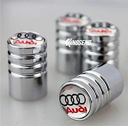 Lot de 20 bouchons de valves inox Audi
