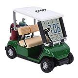 Annjom Mini Cadeau de Golf Ferme, Chariot de Calendrier perpétuel de Golf, pour Le Cadeau de Noël de Cadeau de Vacances de Compagnie d'ami