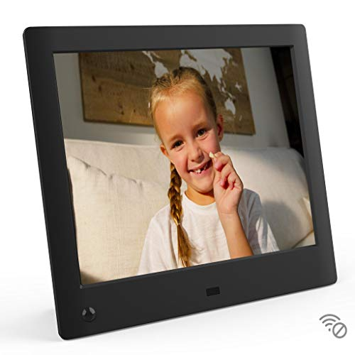 Our #2 Pick is the NIX Advance 8-inch Digital Photo Frame