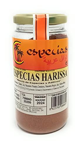 Especias Harissa Especias 200g