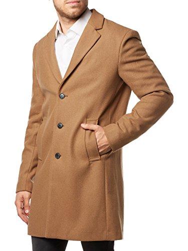Jack & Jones Jprmartin Wool Jacket Chaqueta, Marrón (Sepia Tint), X-Large para Hombre
