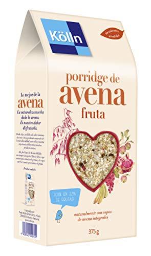 Kölln Kölln   Porridge Cereales Integrales Suaves   375 G 1483.5 ml