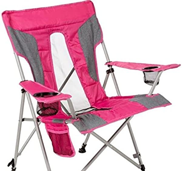Quest All Terrain Chair With Carry Bag Very Berry