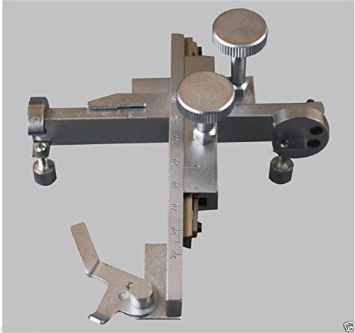 Mechanical X-Y Stage with Graduations for All Rectangular Microscope Plates