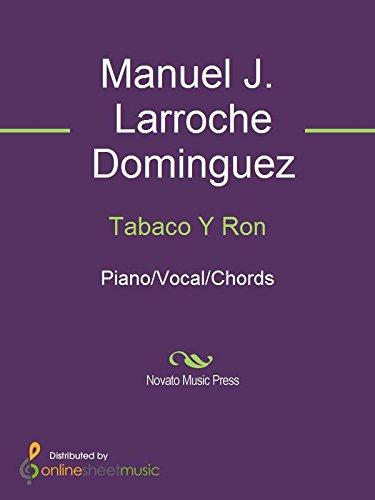 Tabaco Y Ron (English Edition) eBook: Manuel J. Larroche ...