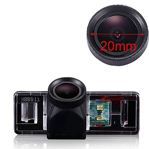 Kalakus Imperméable IP68 Voiture Caméra de Recul de Plaque D'immatriculation(NSCT) pour Nissan/Sunny Qashqai X-Trail Pathfinder/Citroen C2 C3 Jumpy C-Triomphe/C-Quatre/Peugeot/DS/Fiat/Toyota/MG