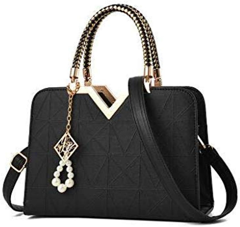37ba8345a15 Bloomerang Women Bag Female Briefcase OL Shoulder Bag PU Messenger ...
