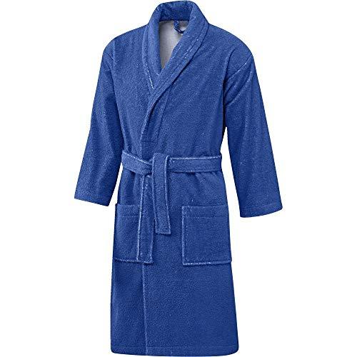 adidas Trefoil Robe Albornoz, Hombre, Azul (Azul), XS