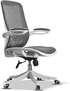 Las sillas de oficina Silla de trabajo ergonómica giratoria de oficina Silla giratoria de escritorio Silla Silla Silla ejecutiva ordenador de escritorio ajustable y giratorio Silla de ordenador de Min