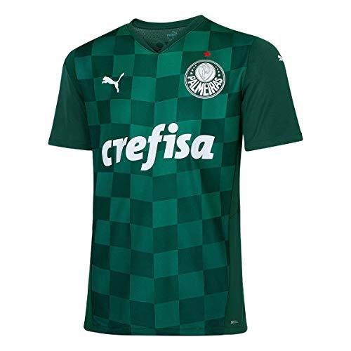 Camisa Palmeiras I 2021 Verde G