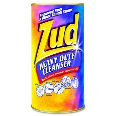 Zud Multi Purpose Heavy Duty Stain Cleanser Powder 16oz (Pack of 6) by Zud