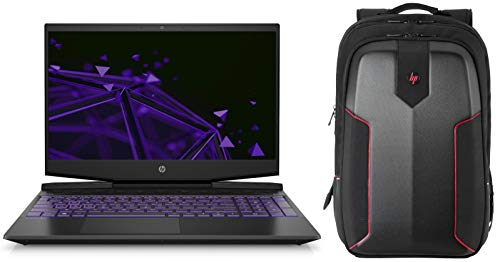 HP Pavilion Gaming 9th Gen Intel Core i5 Processor 15.6-inch FHD Gaming Laptop (8GB/1TB HDD + 256GB SSD/Windows 10/4GB NVIDIA GTX 1050/Shadow Black), 15-dk0045TX