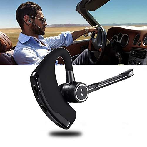Nukana V8S BT Kabelloser In-Ear-Kopfhörer BT5.0 Business-Headset Freisprecheinrichtung BT-Kopfhörer-Fahrsport-Ohrhörer Mit Mikrofon-Ohrbügel 1-TLG