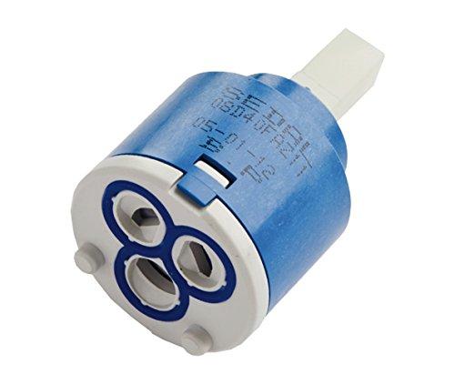 Sanitop-Wingenroth 64000 8 Nr, Basic | Ersatzkartusche Nummer 53 | Für Niederdruck-Armaturen | 40 mm