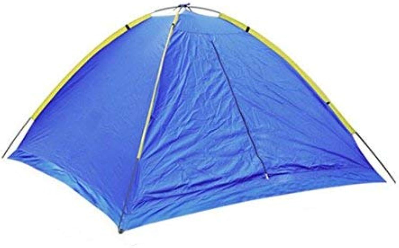 GCC Guo Outdoor Produkte Outdoor Geeignet für für für 3-4 Personen Verwenden Zelte, Outdoor Camping Paar Zelte, Oxford Tuch Waterproof Shade, Home Camping Portable Zelte B07GFYNSSS  Leidenschaftlicher Sport, niemals aufhören d29b3c