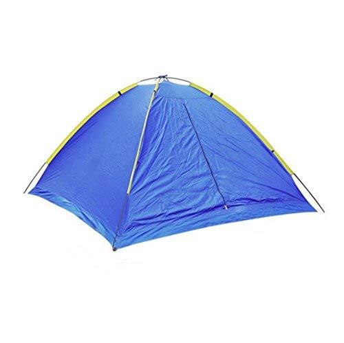 Jie Guo outdoor-producten voor 3-4 personen, geschikt voor tenten, outdoor, camping, paar tenten, Oxford-doek, waterproof schaduwdoek, voor thuis en op de camping, draagbare tent