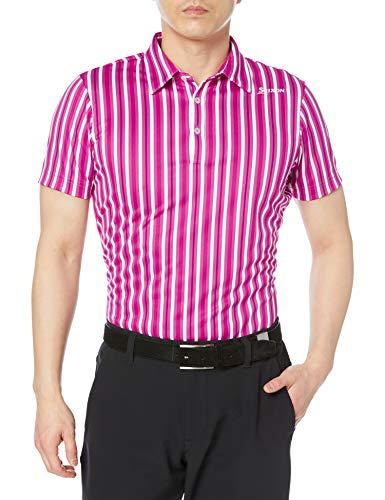 [スリクソン] 【21年春夏モデル】 松山プロ共同開発 プロモデルシャツ RGMRJA22 メンズ PK00(ピンク) LL