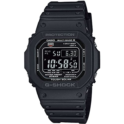 Reloj Casio G-Shock Tough Solar Black GW-M5610U-1BER