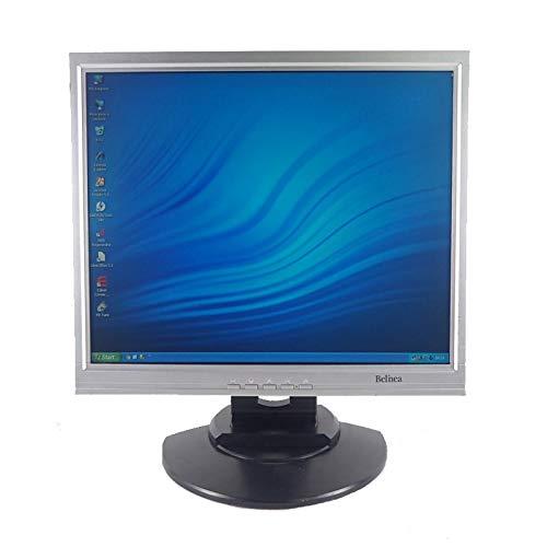 Belinea Pro PC-Monitor 17 Zoll 1745 S1 BJ10002 VESA VGA DVI-D Audio 5:4 1280 x 1024
