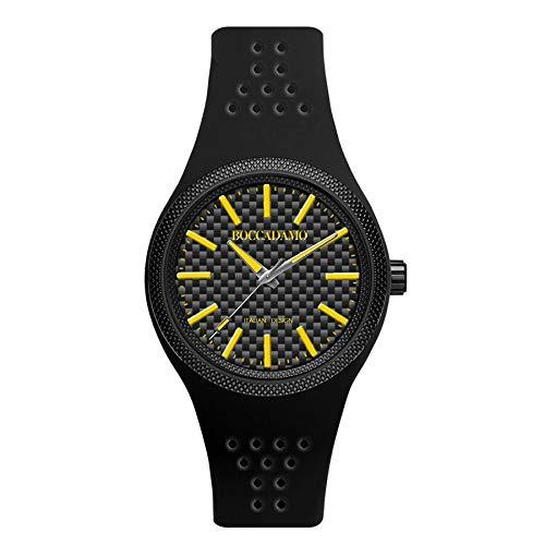 Boccadamo California CF002 herenhorloge, alleen tijdweergave, casual aanbieding