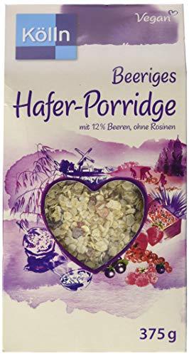 Kölln Beeriges Hafer-Porridge , 375 g