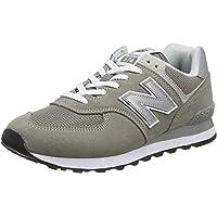 New Balance 574 Core Zapatillas Hombre, Gris (Grey EGG), 43 EU (9 UK)