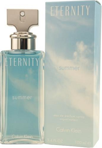 Calvin Klein CK ETERNITY for woman Summer 2007 Eau de parfum EDP 100ml
