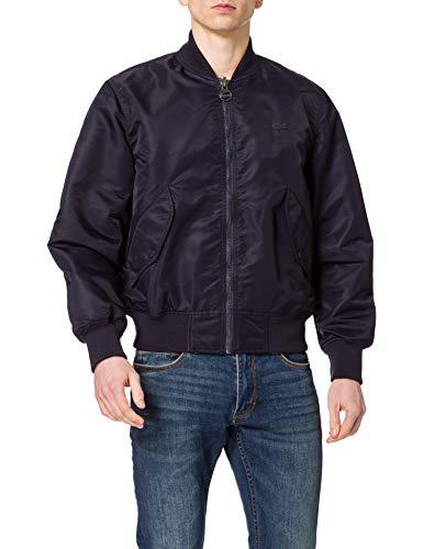 Lacoste BH1044 chaqueta de hombre, Abimes/Lampion, XS