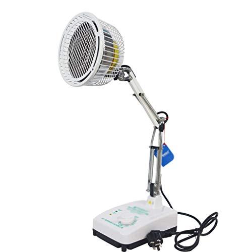 OCYE Infraroodlamp, warmelampje voor op het bureau, infraroodlamp, pijnverlichting voor gewrichten en spieren, verstelbare armen, draagbaar en licht design